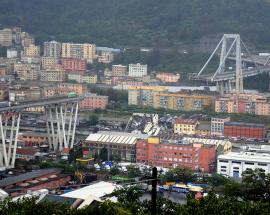 Italy bridge collapse was disaster 'waiting to happen'