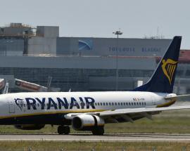 Ryanair strike hits 600 flights, 100,000 passengers