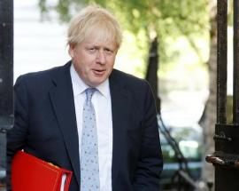 'Not too late to save Brexit': Former foreign secretary Boris Johnson