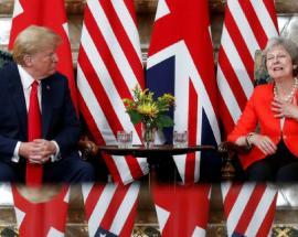 Opinion: Trump's visit has thrown the special relationship into unprecedented turmoil