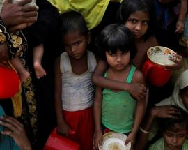 Myanmar not safe for Rohingya returnees: Red Cross chief