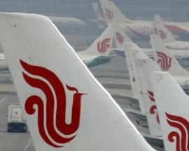 Air China flight diverted after passenger threatens crew with fountain pen