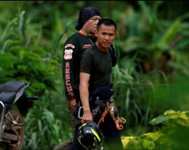 Thai cave rescue to be turned into Hollywood movie
