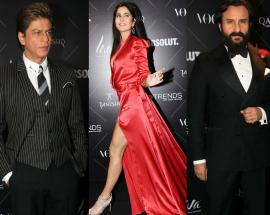 Vogue Beauty Awards 2018: Shah Rukh Khan, Katrina Kaif and other celebrities at their fashionable best