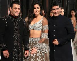 Manish Malhotra's couture show 2018: Salman Khan and Katrina Kaif turned showstoppers