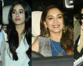 'Dhadak' special screening at Yash Raj studio: Entire Bollywood comes to cheer for Janhvi Kapoor, Ishaan Khatter