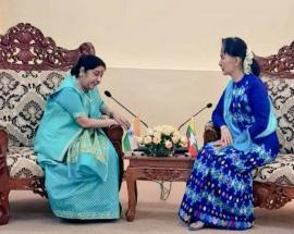 India, Myanmar discuss bilateral ties