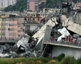 Genoa bridge collapse shows Italy's dilapidated infrastructure: Transport minister