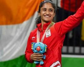 Asian Games 2018: Wrestler Vinesh Phogat wins bout in 75 seconds, storms into final