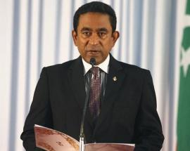 Maldives opposition unites to challenge Yameen