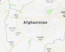 At least one killed in suicide attack near Afghanistan's election commission office