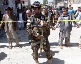 Kabul blast: Islamic State claims responsibility