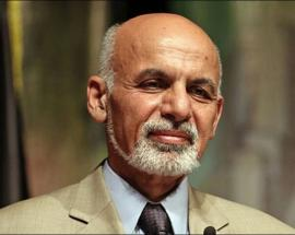Afghan President Ashraf Ghani calls for peace talks with Taliban