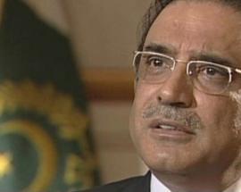 Money-laundering scam: Ex-Pakistan president Zardari declared absconder by FIA