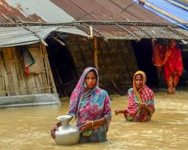 Flood situation turns grim in Assam, two more districts affected