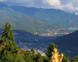 Bhutan: Life, art and nature