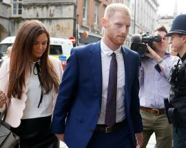 Ben Stokes found 'not guilty' in the infamous nightclub brawl