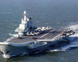 First China-made aircraft carrier starts sea trials: State media