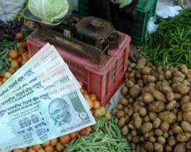 Inflation falls in January on softer food, fuel prices