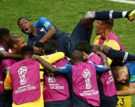 Opinion: Success of French football team masks underlying tensions over race and class