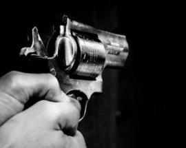 Wanted man who killed family members shot in UP
