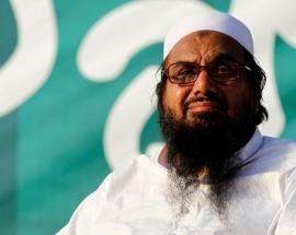 Spread violence in Kashmir Valley: Hafiz Saeed