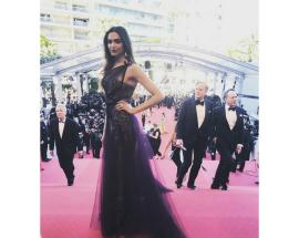 In pictures: Deepika Padukone at opening ceremony of Cannes Film Festival