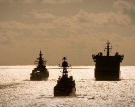 Sri Lanka moves navy unit to Chinese: Run port