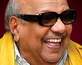 Lankan leaders mourn demise of Karunanidhi