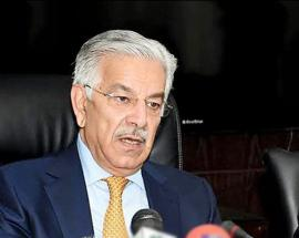 'No constitutional bar on public office holder seeking jobs abroad': Former Pakistan foreign minister Khawaja Asif