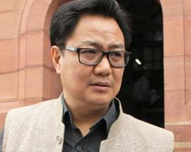 India belongs to Indians, not to illegal immigrants: Union Minister Kiren Rijiju