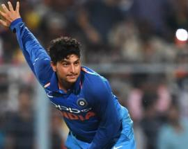 2nd ODI: Hat-trick hero Kuldeep Yadav crushes Australia