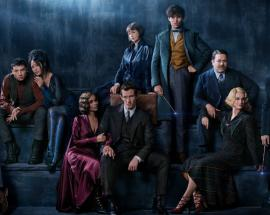 'Fantastic Beasts' sequel is 'darker,' says Eddie Redmayne