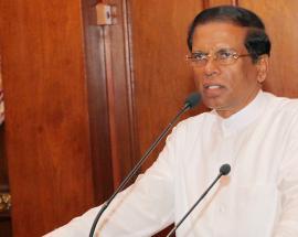Sri Lanka President tells diplomats: Pick up phone or pack up
