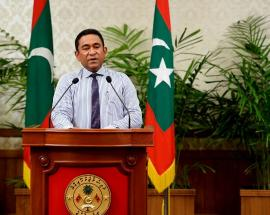 Maldives to lift state of emergency, charge ex-president, chief justice with bribery