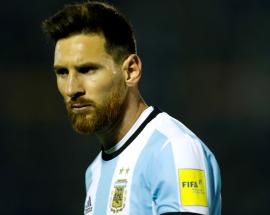 Football World Cup friendlies: Argentina take on Italy