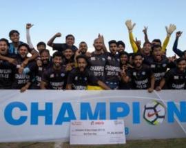 Against all odds, Minerva Punjab win I-League