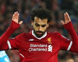 Champions League: Super Salah shines again as Liverpool beat Roma in semi-final first leg