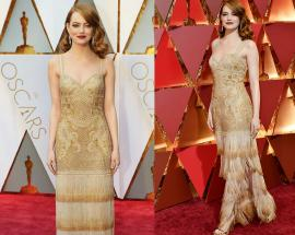 Oscars fashion: What the leading ladies of Hollywood wore in this decade
