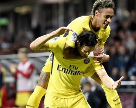 Football: Super Neymar scores on debut for PSG