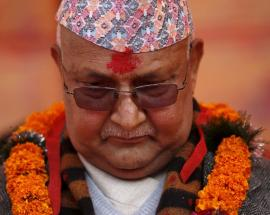 Nepal PM Oli in China, says bilateral ties will reach 'new height'