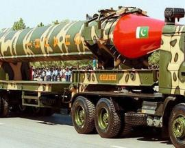 Pakistan may soon have the world's third-largest nuclear stockpile: Report