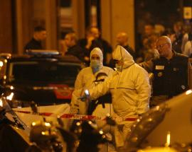 One dead, 4 injured after knife attack in Paris. Islamic State claims responsibility