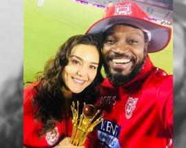 Preity Zinta and her IPL diaries