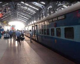Northern Railways started using 'Automatic Train Coach Washing System'