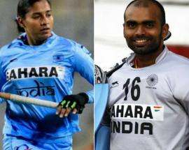 Indian men and women's hockey teams leave for 18th Asian Games