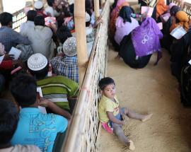 Turkish agency organises Iftar for Rohingya refugees