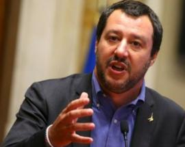 Italy's Salvini calls for Russia sanctions to be lifted by year end