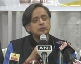 Tharoor says BJP workers vandalised his office in Kerala