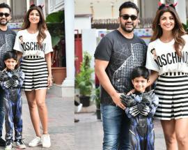 Shilpa Shetty's son Viaan's birthday bash had these star kids in attendance